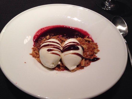 Fragata: Cheesecake ! Un régal !