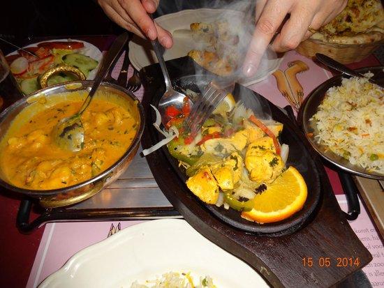 Ganesha: Comida deliciosa