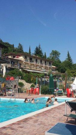 Hotel Residence Elisa: Stupenda