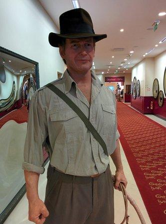Grevin Praha: Indiana Jones