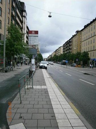 Södermalm: Sodermalm-Stockholm
