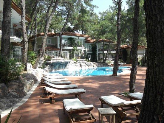 Grand Yazici Club Turban: nog een zwembad