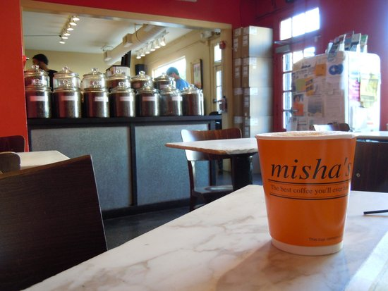Photo of Cafe Misha's at 102 South Patrick Street, Alexandria, VA 22314, United States