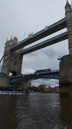 Thames RIB Experience: Under the Tower Bridge