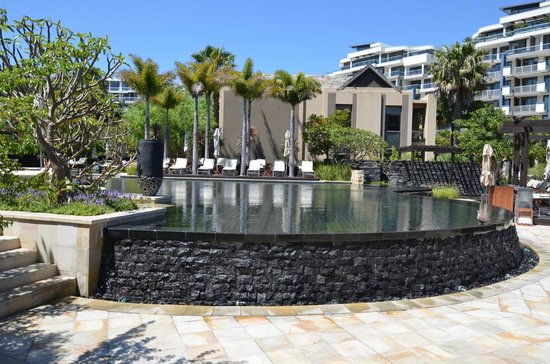 One&Only Cape Town: Piscina do Hotel One & Only Cape Town