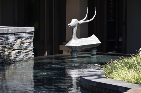 One&Only Cape Town: Entrada do Spa do Hotel One & Only Cape Town