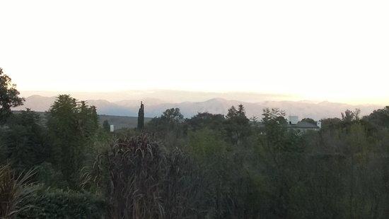 Antigua Sala: Vista desde habitacion, galeria o parque
