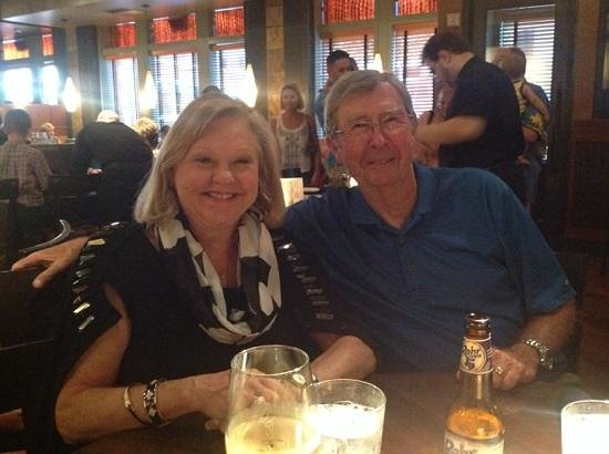 P.F. Chang's: fun with old friends