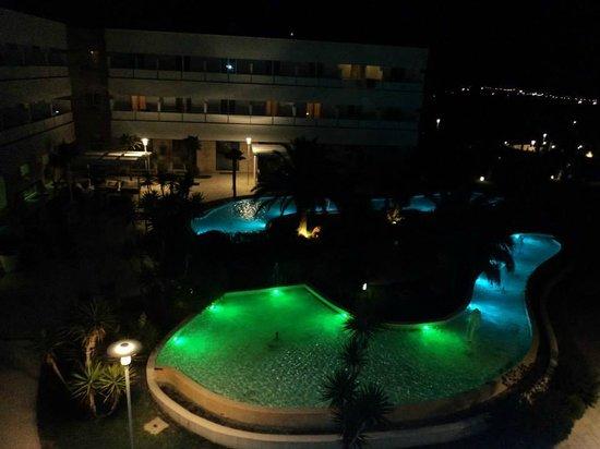 Regiohotel Manfredi: solo una piccola parte dell'hotel