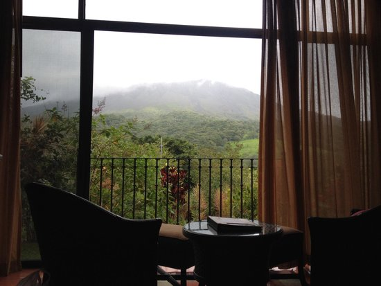 Arenal Kioro: View from suite 403