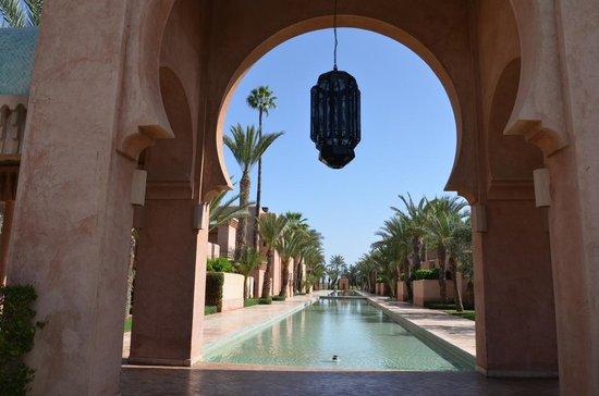 Amanjena-Marrakech
