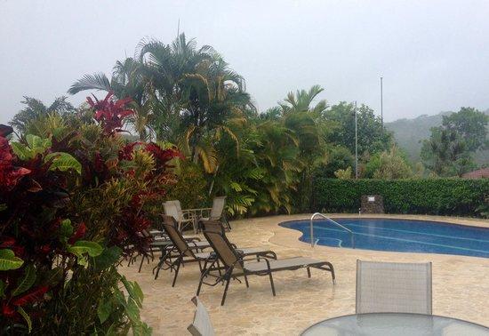 Arenal Kioro Suites & Spa: Pool area