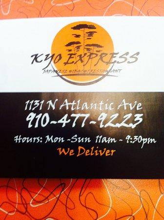 Kyo Express
