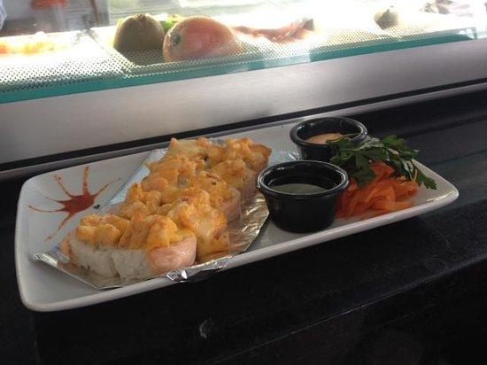 Oceano Palace: Sushi Palace