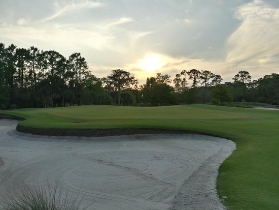 The Ritz-Carlton Golf Resort, Naples: #7 Gold course