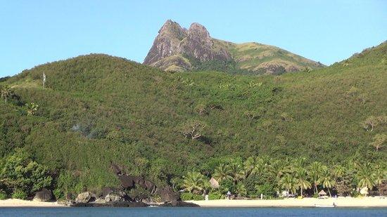 Octopus Resort: resort from the sea