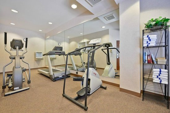 ClubHouse Inn West Yellowstone : Exercise Room