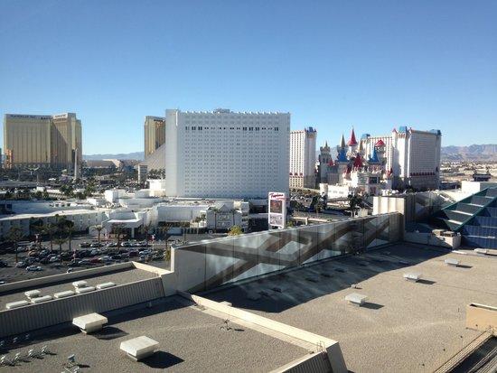 MGM Grand Hotel and Casino : Wonderful view again!