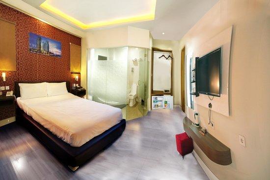 Antoni Hotel: VIP room