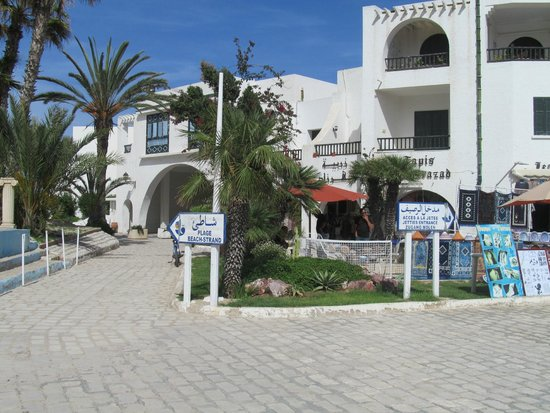 El Mouradi Club Kantaoui : Please visit this shop, in the Marina!!!