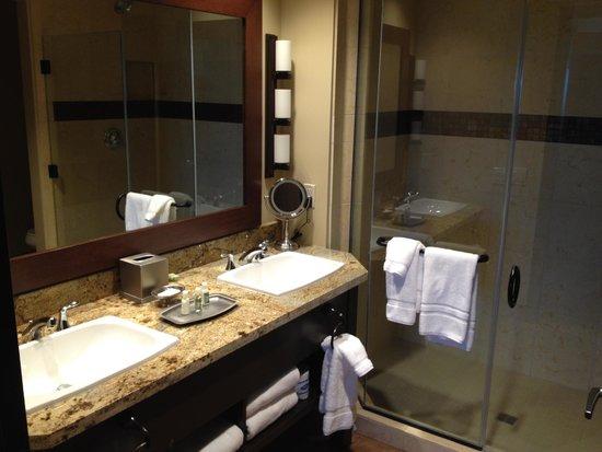 Twin Arrows Navajo Casino Resort: Bathroom