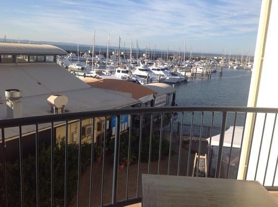 Mantra Hervey Bay: balcony