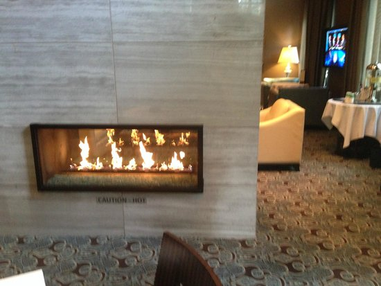 L'Hermitage Hotel: Lounge