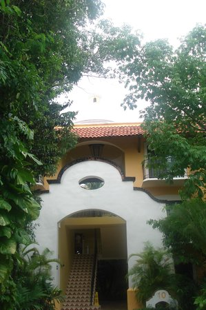 Occidental Grand Cozumel: Picture of a villa