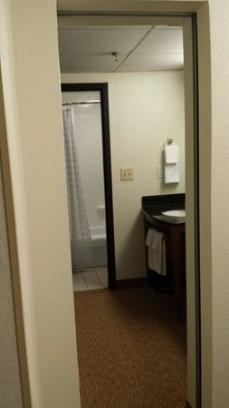 Hyatt Place Atlanta/Downtown: 12th floor king room