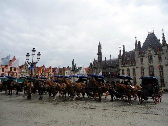 Grand-Place : A Praça Mágica 2