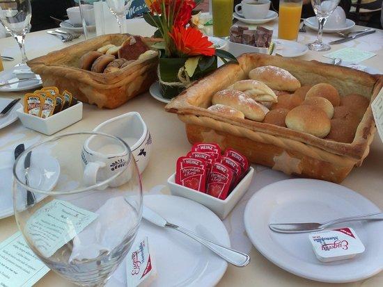 Canto Del Sol Plaza Vallarta : comida