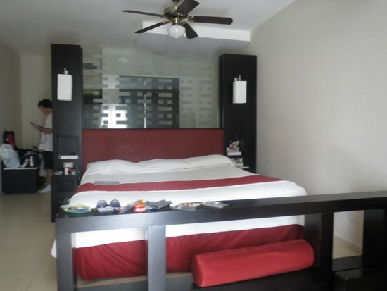 Punta Cana Princess All Suites Resort & Spa: Chambre deluxe