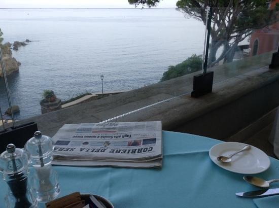 Mezzatorre Resort and Spa: a colazione!!!