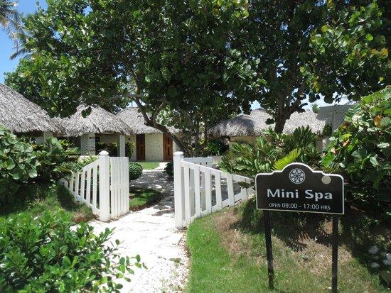 Punta Cana Princess All Suites Resort & Spa : Mini-spa de l'hôtel
