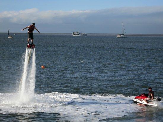 Flyboard Cairns : Flyboarding