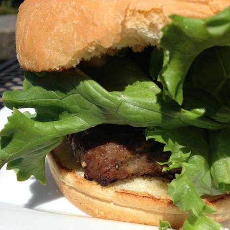 Furry Creek Golf and Country Club: Hamburger