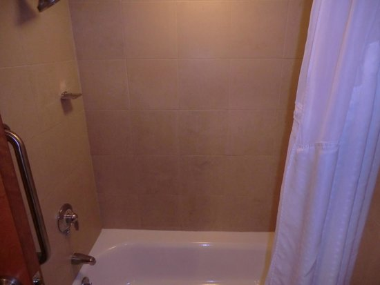Holiday Inn Express Warwick/Providence: Shower
