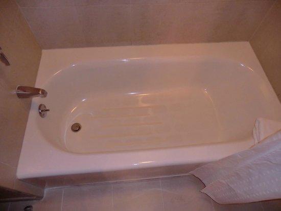 Holiday Inn Express Warwick/Providence : Tub