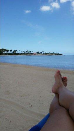Grand Bahia Principe La Romana: relaxing