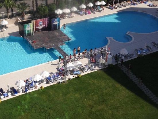 Porto Bello Hotel Resort & Spa: view from balcony - 8th floor