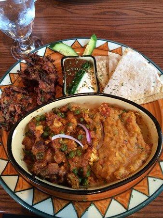 Calactus Restaurant: Indian Dish !