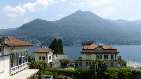 Grand Hotel Imperiale: Lake viw from our balcony