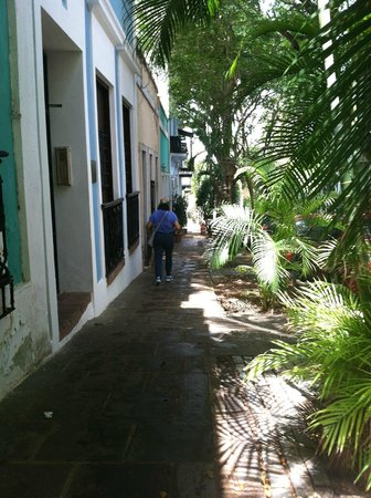 Legends of Puerto Rico: Tour Guide Debbie in Old San Juan