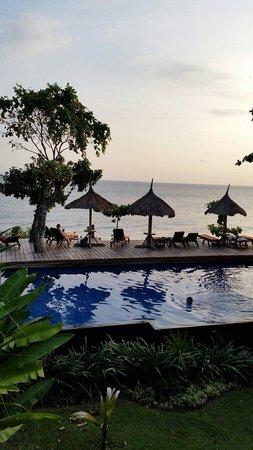 Sunset House Lombok : Lovely