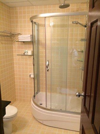 Hanoi Guest House: The Bathroom look