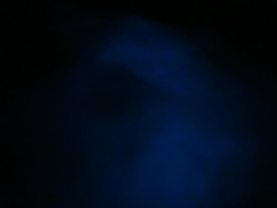 JuJu Tours: Luminous Lagoon (taken w cyber shot point and shoot)