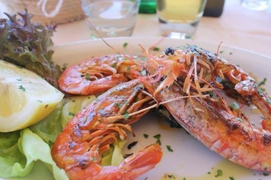 Bagni Tiberio Capri : yum!