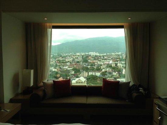Le Meridien Chiang Mai: good view