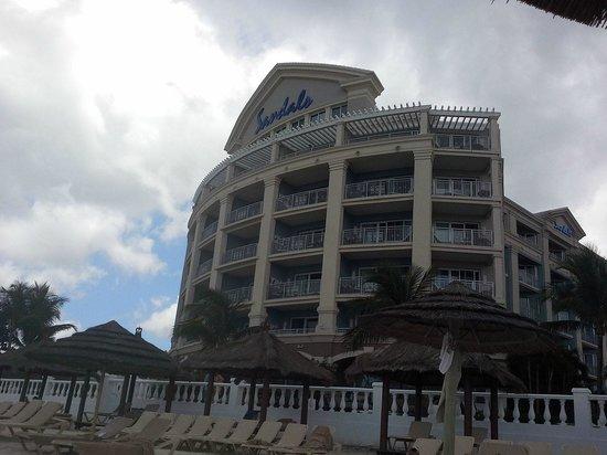 Sandals Royal Bahamian Spa Resort & Offshore Island : Balmoral Tower