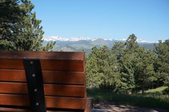 Flagstaff Mountain : Rockies